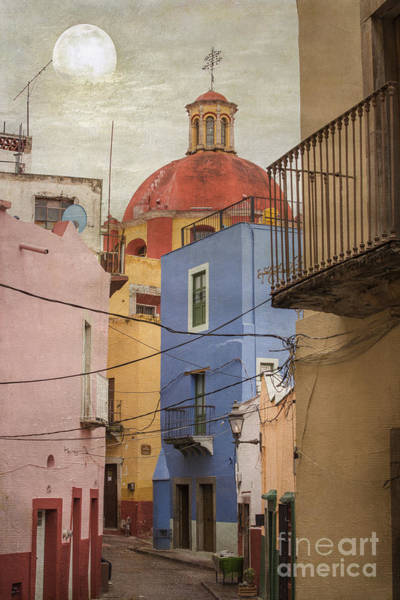 Mexico City Photograph - Historic Guanajuato Mexico by Juli Scalzi