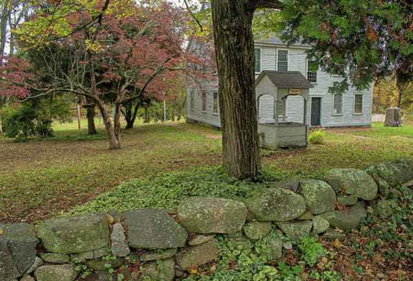 Photograph - Historic Homestead by Nancy De Flon