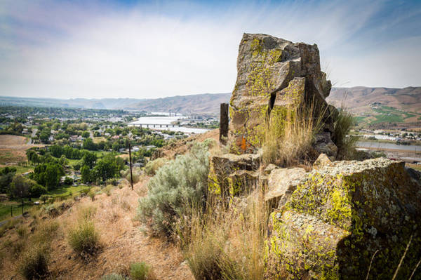 Lewiston Photograph - Historic Indian Lookout by Brad Stinson
