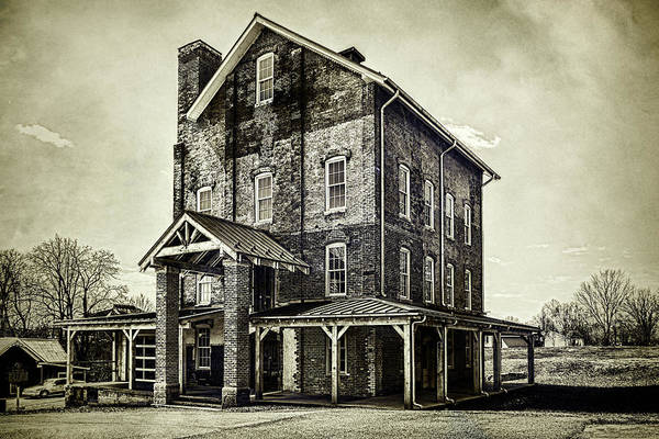 Photograph - Historic Mill by Sharon Popek