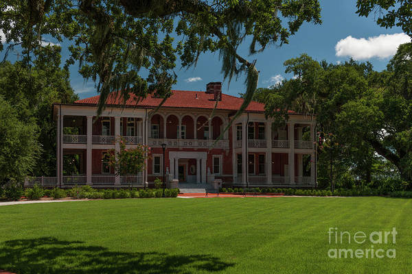 Photograph - Historic Navy Base In Charleston Sc by Dale Powell