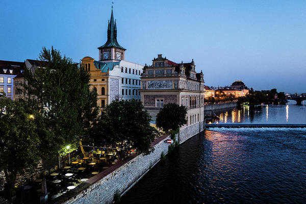 Photograph - Historic Prague by M G Whittingham