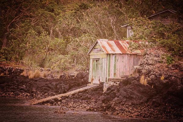 Photograph - Historic Rangitoto Island New Zealand by Joan Carroll