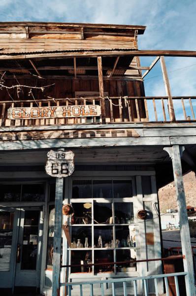 Photograph - Historic Route 66 Oatman Arizona  by Kyle Hanson