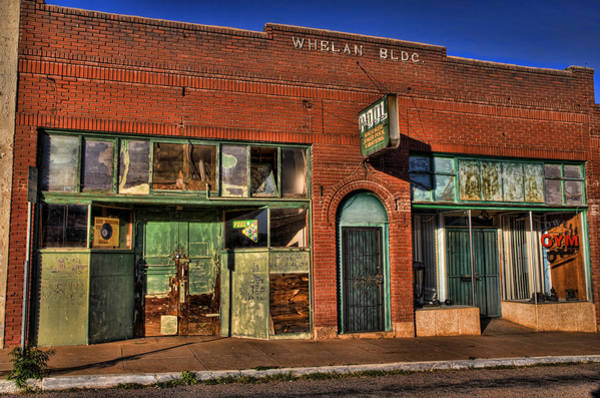 Photograph - Historic Storefront In Bisbee by Charlene Mitchell