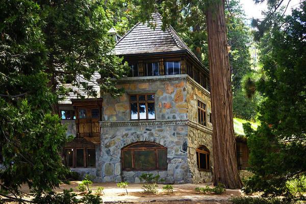 Photograph - Historic Vikingsholm Castle, Lake Tahoe, Ca by Bryant Coffey