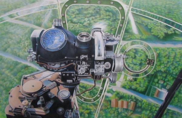 Drawing - Historical Sight by Pamela Clements