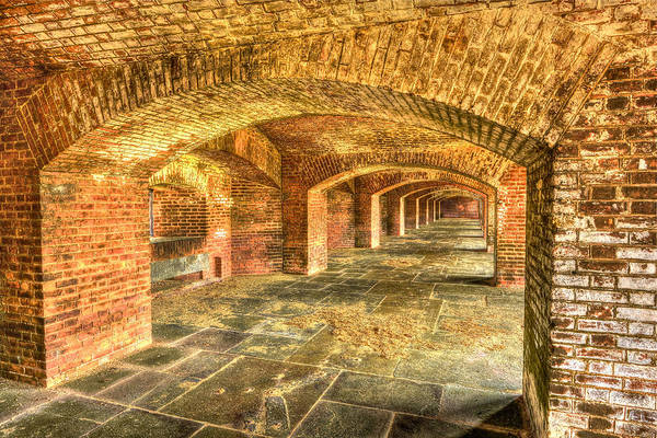 Photograph - History's Halls by Don Mercer