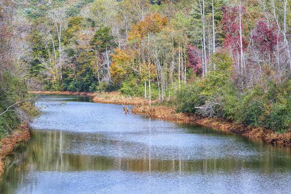 Photograph - Hiwassee River by John M Bailey