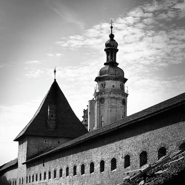 Photograph - Hlyniany Gate. Lviv, 2011. by Andriy Maykovskyi