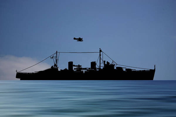 Wall Art - Photograph - Hms Arboukir 1937 V4 by Smart Aviation