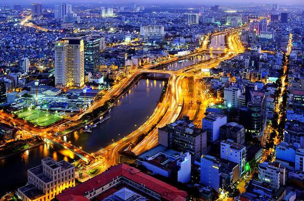 Photograph - Ho Chi Minh City by Fabrizio Troiani