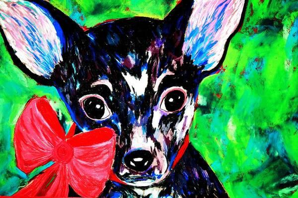 Painting - Ho Ho Ho by Melinda Etzold