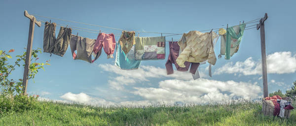 Photograph - Hobbit Clothes by Racheal Christian