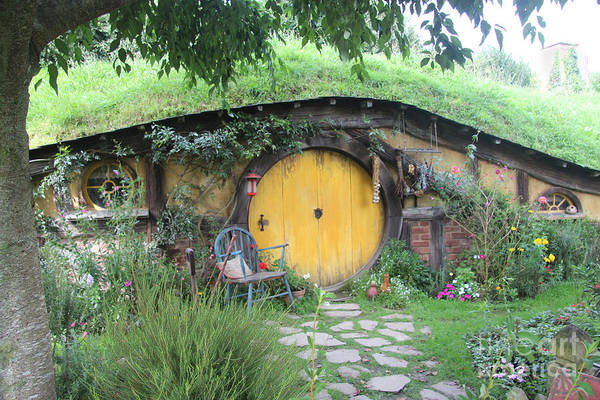 Wall Art - Photograph - Hobbit Hole by Anthony Forster