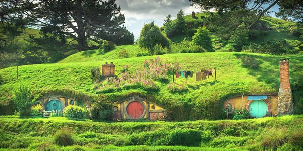 Photograph - Hobbit Lane by Racheal Christian