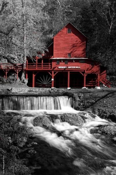 Photograph - Hodgson Mill by Wesley Nesbitt