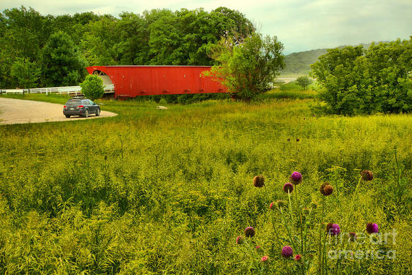 Photograph - Hogback Bridge In The Distance by Adam Jewell
