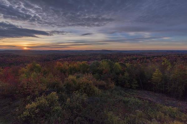 Photograph - Hogback Morning by Tom Singleton