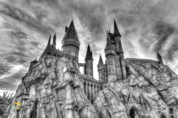 Photograph - Hogwarts Castle 1 by Jim Thompson