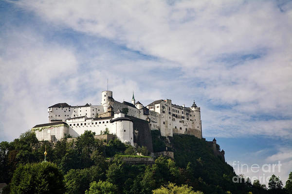 Photograph - Hohensalzburg Castle by Scott Kemper