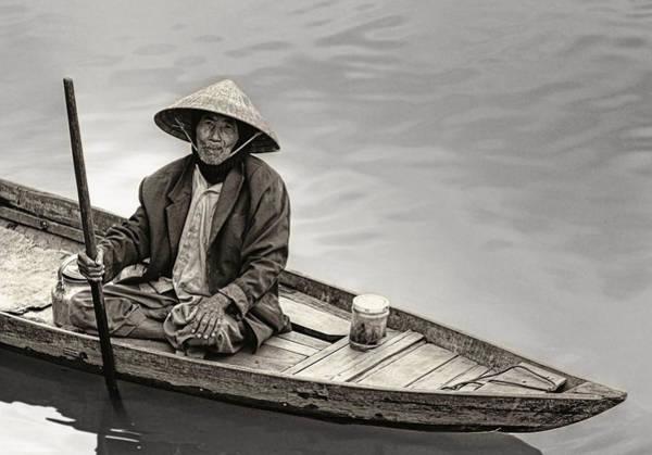 Photograph - Hoi Ahn Gent by Cameron Wood
