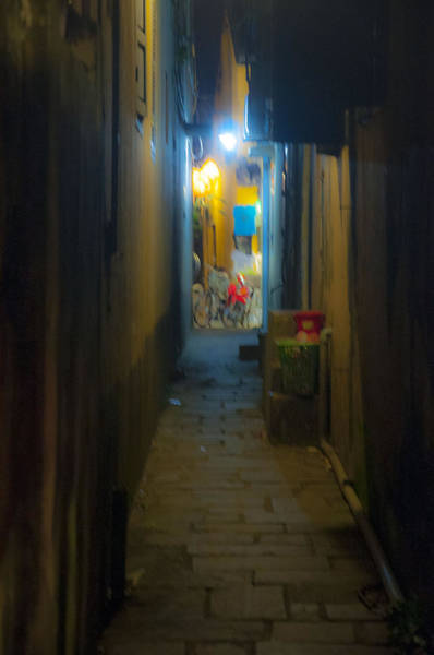 Hoi An Alleyway Art Print