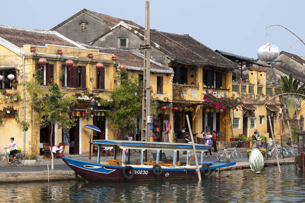 Photograph - Hoi An Ancient Town by Rob Hemphill