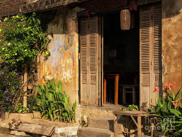 Photograph - Hoi An Cafe 01 by Rick Piper Photography