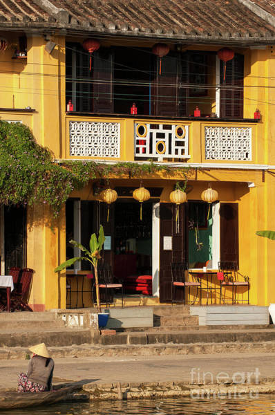 Photograph - Hoi An Mango Rooms 01 by Rick Piper Photography