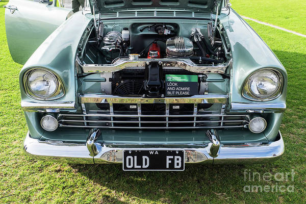 Photograph - Holden Fb 01 by Rick Piper Photography