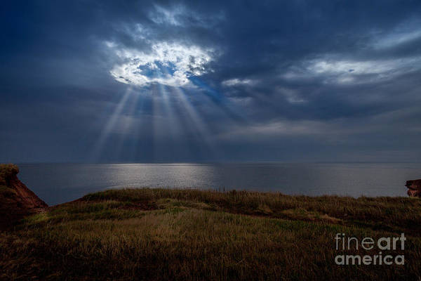 Photograph - Hole In The Sky by Roger Monahan