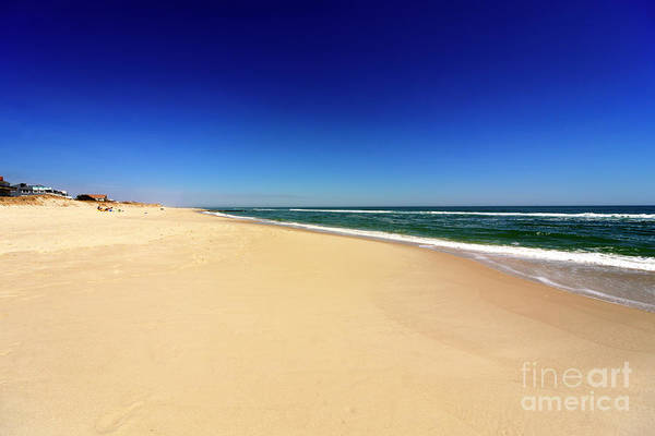 Photograph - Holgate Beach At Long Beach Island by John Rizzuto