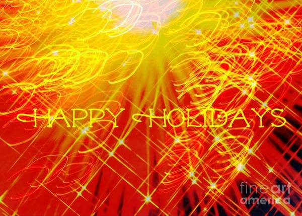 Photograph - Holiday Excitement by Jenny Revitz Soper
