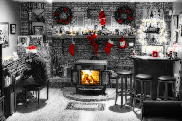 Photograph - Holiday Spirit Magic Dream by James BO Insogna