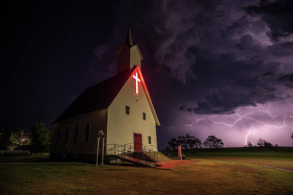 Photograph - Holier Than Thou  by Aaron J Groen