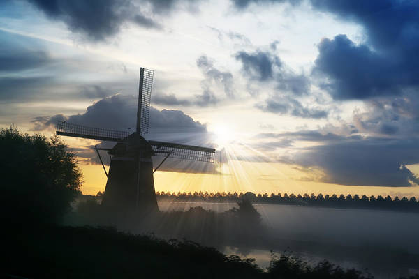 Photograph - Holland by Ariadna De Raadt