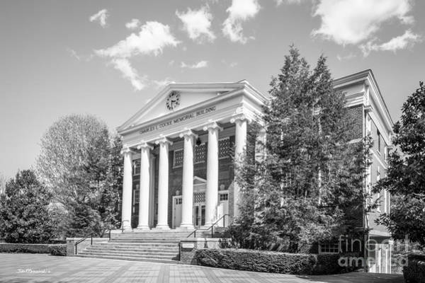 Photograph - Hollins University Cocke Memorial Building by University Icons