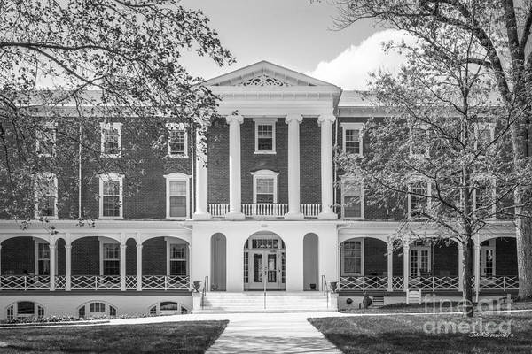 Photograph - Hollins University Roanoke by University Icons