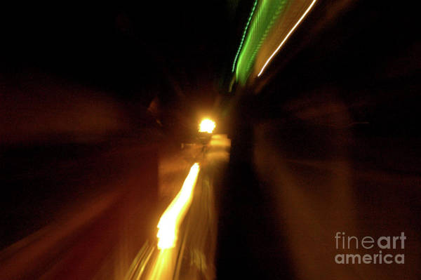 Wall Art - Photograph - Hollywood Freeway At Night 20 by Micah May