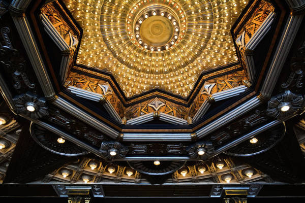 Photograph - Hollywood Pantages Theatre by Kyle Hanson