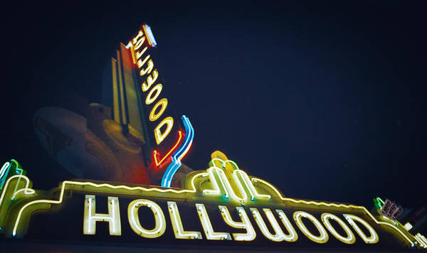 Photograph - Hollywood Sign by Matthew Bamberg