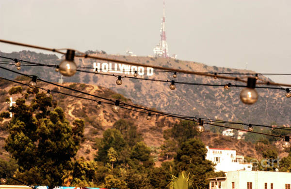 Wall Art - Photograph - Hollywood Sign On The Hill 3 by Micah May