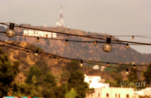 Wall Art - Photograph - Hollywood Sign On The Hill 5 by Micah May