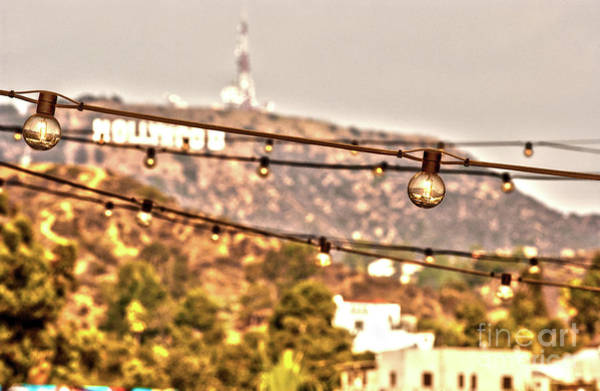 Wall Art - Photograph - Hollywood Sign On The Hill 6 by Micah May