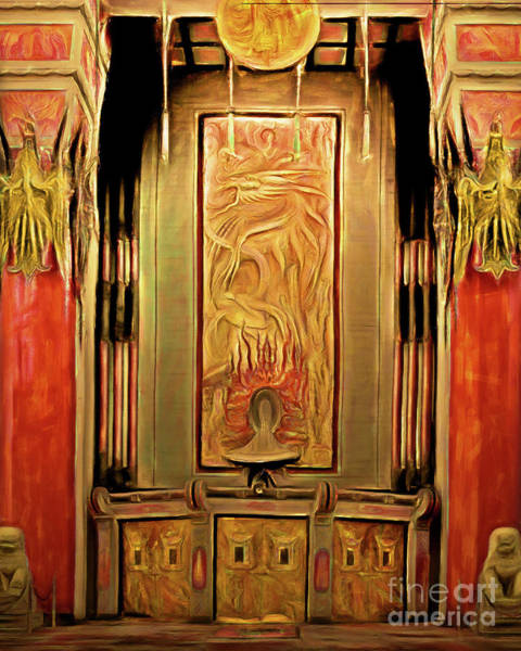 Photograph - Hollywood Tcl Graumans Chinese Theatre 20180428 V2 by Wingsdomain Art and Photography