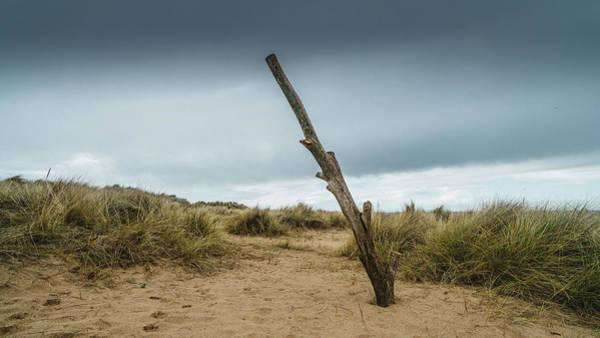 Photograph - Holme Dunes Beach by James Billings
