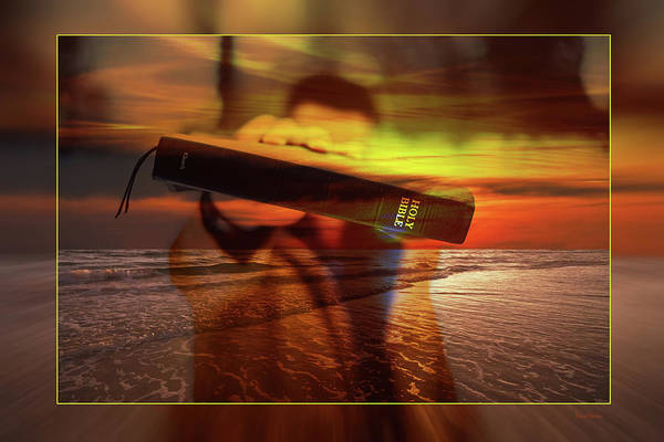 Photograph - Holy Bible by Ericamaxine Price