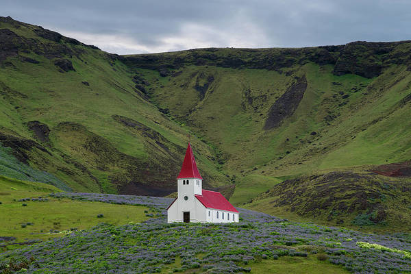 Photograph - Holy Hill Of Iceland by Josh Eral