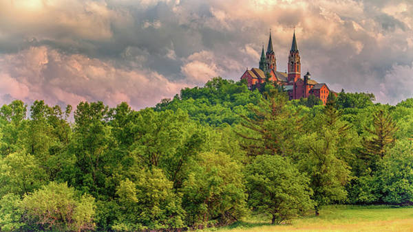 Photograph - Holy Hill by Susan Rissi Tregoning
